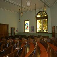 Arcadia, NE: United Methodist, Оффутт база ВВС