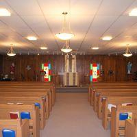 Callaway, NE: St. Boniface Catholic, Оффутт база ВВС