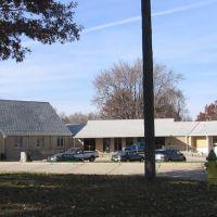 Papillion, NE: Trinity Lutheran (ELCA), Папиллион