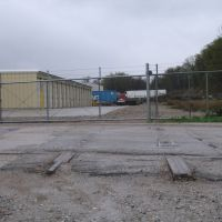 Rock Island track remnants, Папиллион