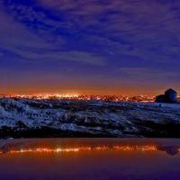 Night of Full Wolf Moon/HDR effect, Папиллион