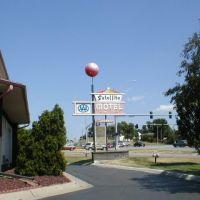 Satellite Motel, Omaha, NE, Папиллион