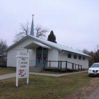 Roca, NE: United Methodist, Рока