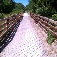 Homestead Trail - Bridge 13, Рока