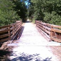 Homestead Trail - Bridge 14, Рока