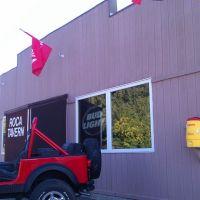 Roca Tavern--Water Stop, Рока