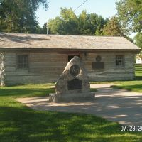 Pony Express Station, Скоттсблуфф