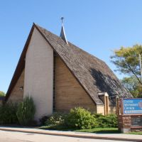 Arnold, NE: United Methodist, Скоттсблуфф