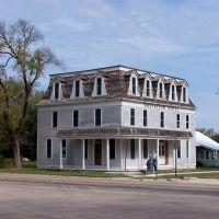 Historic Pavillion Hotel, Скоттсблуфф