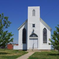 Farnam, NE: St. Josephs Catholic, Спрагуэ