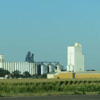 Grain Elevator, Спрагуэ