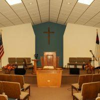 Comstock, NE: Wescott Baptist, Хастингс