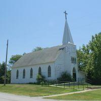 Eddyville, NE: St. Patricks Catholic, Хастингс