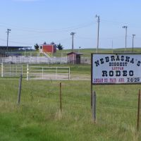 Logan County Rodeo and Fairgrounds, Хастингс