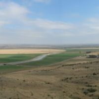 Panoramic View From Lookout, Хастингс