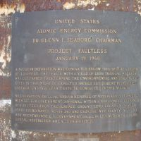 Project Faultless 1.19.1968, Вегас-Крик