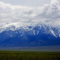 Magnificent great basin area in Nevada, Вегас-Крик
