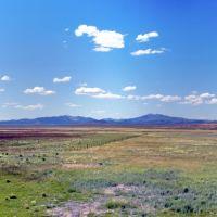 2011, Eureka, Nevada, USA - along Hwy 50, Вегас-Крик