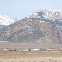 Hadley Subdivision of Round Mountain, Nevada - 200712LJW, Вегас-Крик