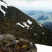 Cliffs of the Mt. Jefferson plateau, Вегас-Крик