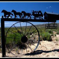 Nevada ranch, Виннемукка