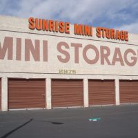 Sunrise Mini Storage in Las Vegas, Ист-Лас-Вегас