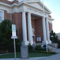 Lyon County Court House, Йерингтон