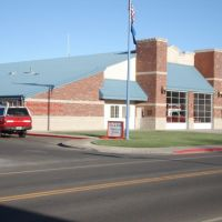 Yerington Fire Station, Йерингтон