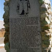 Wovoka - Spiritual Leader of Native Americans, Йерингтон