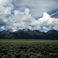 Mt. Jefferson, Nevada, Калинт