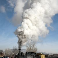 Full Steam Ahead, Карсон-Сити