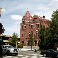 Former Post Office Carson City NV, Карсон-Сити
