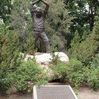 Carson City, Bronze Miner, Карсон-Сити