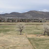 C Hill Trail , Carson City, Карсон-Сити