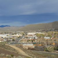 Carson City, Карсон-Сити