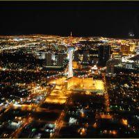 Las Vegas by night, Лас-Вегас