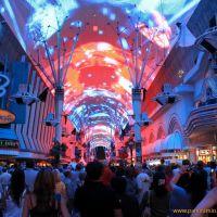 Fremont Street, Las Vegas, Nevada (U.S.A.), Лас-Вегас