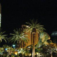 ルクソールホテル, Лас-Вегас