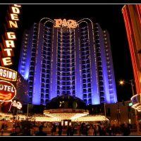 Hotel Plaza,Las Vegas, Лас-Вегас