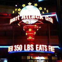 Heart Attack Grill., Лас-Вегас
