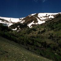 Mt. Jefferson, NV, Ловелок