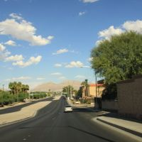 Las Vegas - E Washington Ave 2009, Норт-Лас-Вегас
