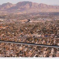 view across las vegas, Норт-Лас-Вегас