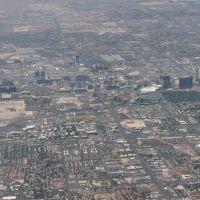 Las Vegas from the air, Парадайс