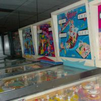 Pinball Hall of Fame, Парадайс