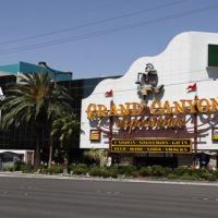 Một kiến trúc trên đường phố ở Las Vegas, tiểu bang Ne vada, nước Mỹ., Парадайс