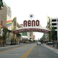 The Reno Arch, Рино