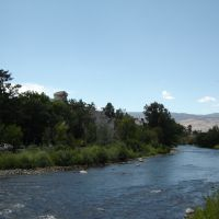 The Truckee River Reno Navada, Рино