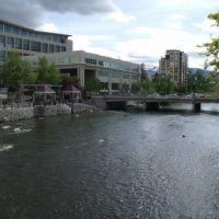 Reno River Walk, Рино