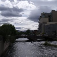 River Walk In Reno, NV, Рино